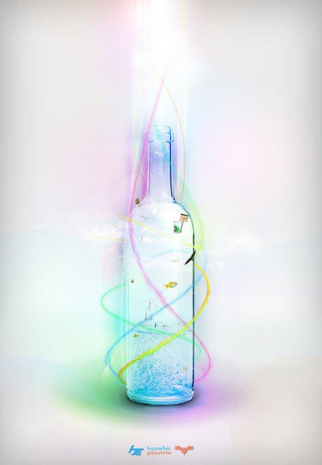 Dream_Bottle_by_Husam_Elfaki